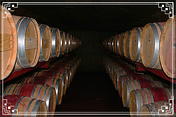 Hawkes Bay Scenic Tours - Church-Road-Winery-Caves-and-Barrels