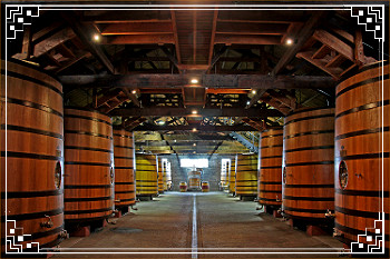 Explore these fantastic French Cuves on all our Wine Tours with Hawkes Bay Scenic Tours Napier