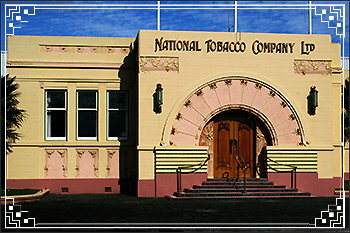 Discover Art Deco Napier with Hawkes Bay Scenic Tours in Napier New Zealand