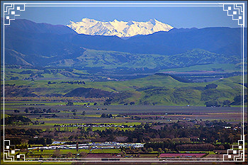 Enjoy picturesque postcard scenery with Hawkes Bay Scenic Tours Napier Shore Excursion tours