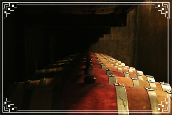 Tour deep inside the Winery with the French Barrels with Hawkes Bay Scenic Tours Napier