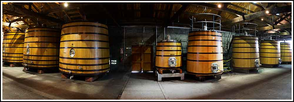 Discover this fantastic Cuve Room on all or Napier Wine Tours - Hawkes Bay Scenic Tours
