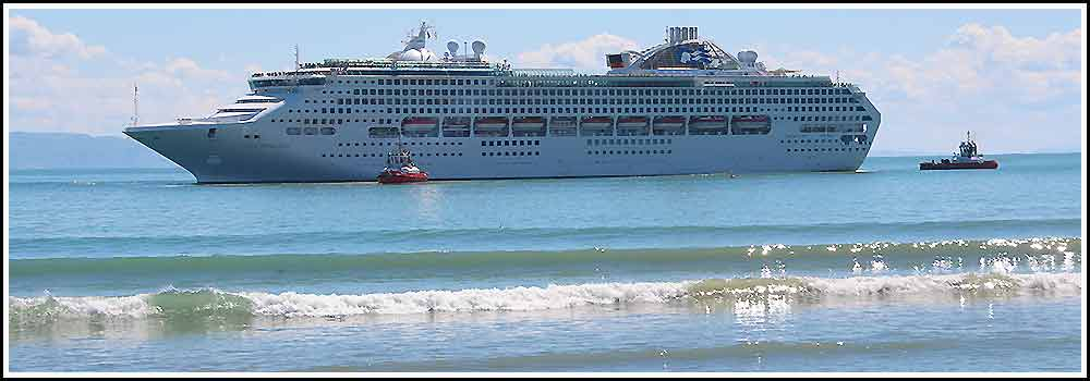 Enjoy fantastic shore excursions in Napier New Zealand with Hawkes Bay Scenic Tours