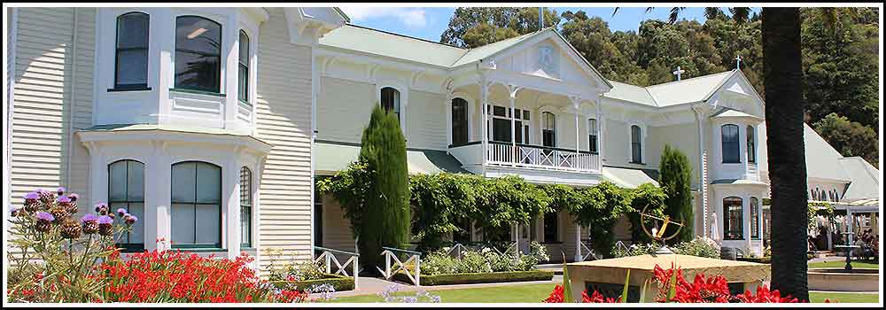 Visit the Mission Estate Winery as part of our Napier Wine Tours with Hawkes Bay Scenic Tours