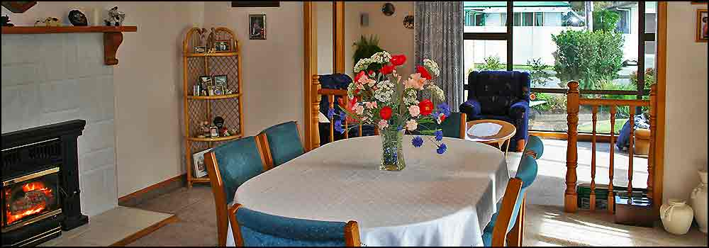 Nest Haven Bed and Breakfast accommodation in Napier New Zealand
