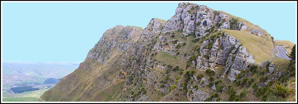 Enjoy scenic drives in and around Napier with Hawkes Bay Scenic Tours - Te Mata Peak