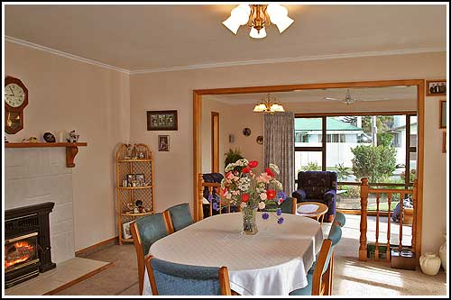 Affordable, comfortable Napier Bed and Breakfast accommodation, Nest Haven B & B