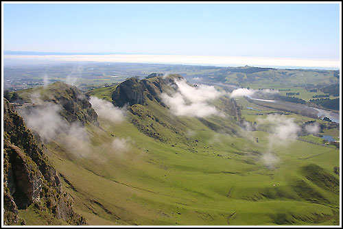 Visit the top of Te Mata Peak on your tour