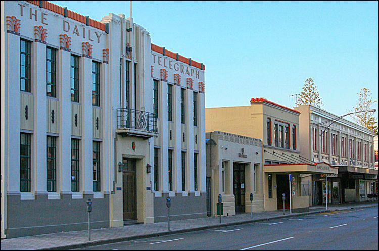 Tennyson Street Napier