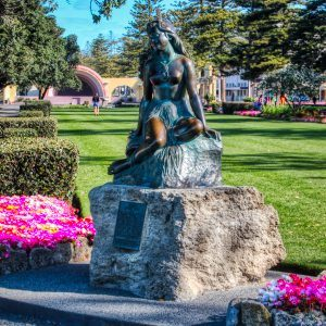 Learn about Pania on your Napier Whirlwind Tour of Napier